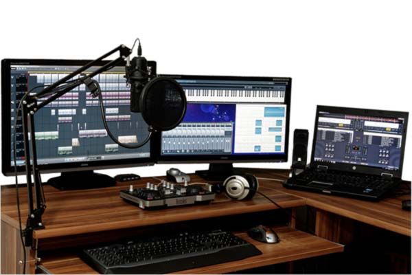 Voice over services Edinburgh